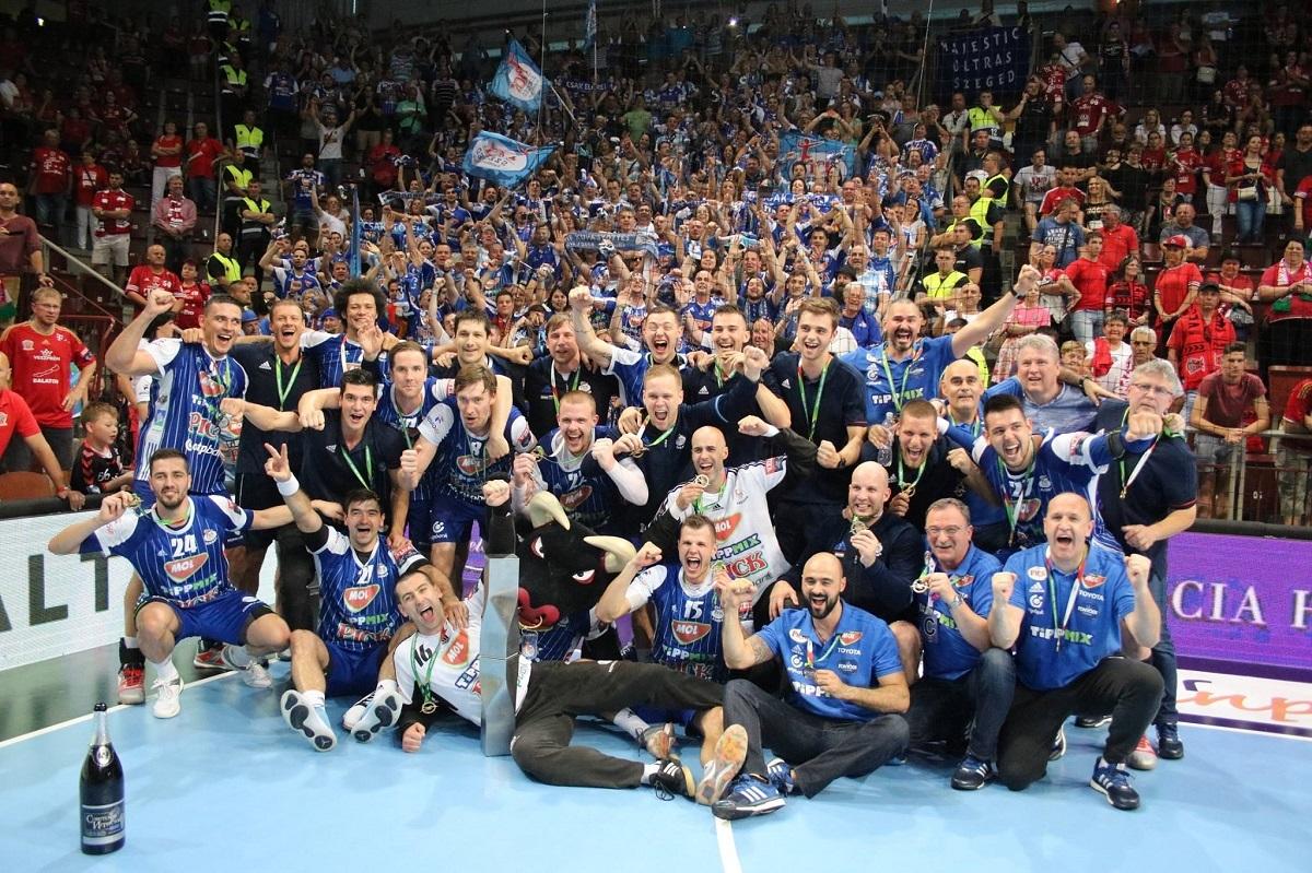 Csúcsot döntött a BL-ellenfelét kiütő Szeged
