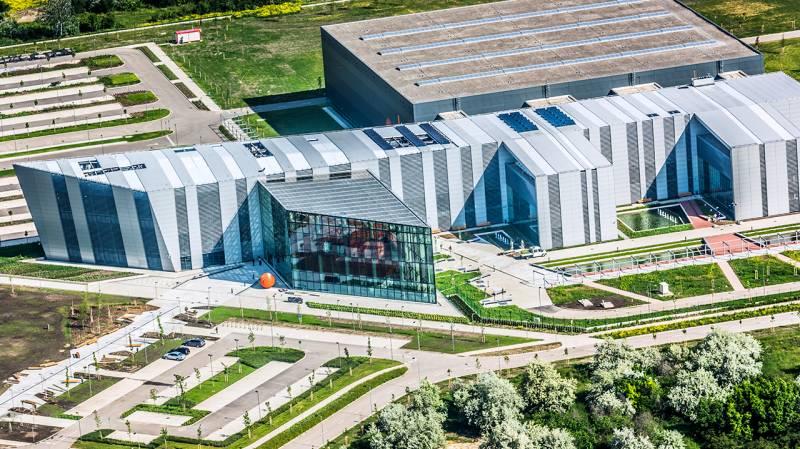 A világ egyik vezető lézeres kutatási központja lehet az ELI