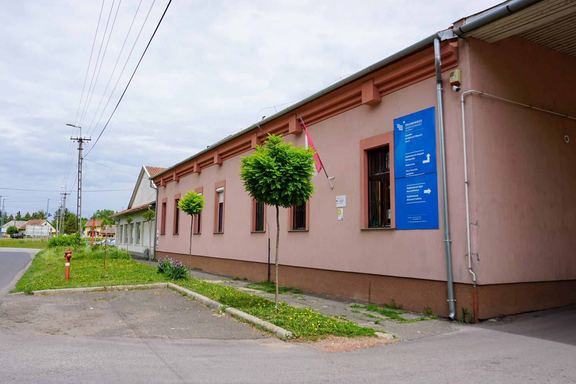 Hetvenhatmillió forintból fejlesztették a hajléktalanszállót Gyulán
