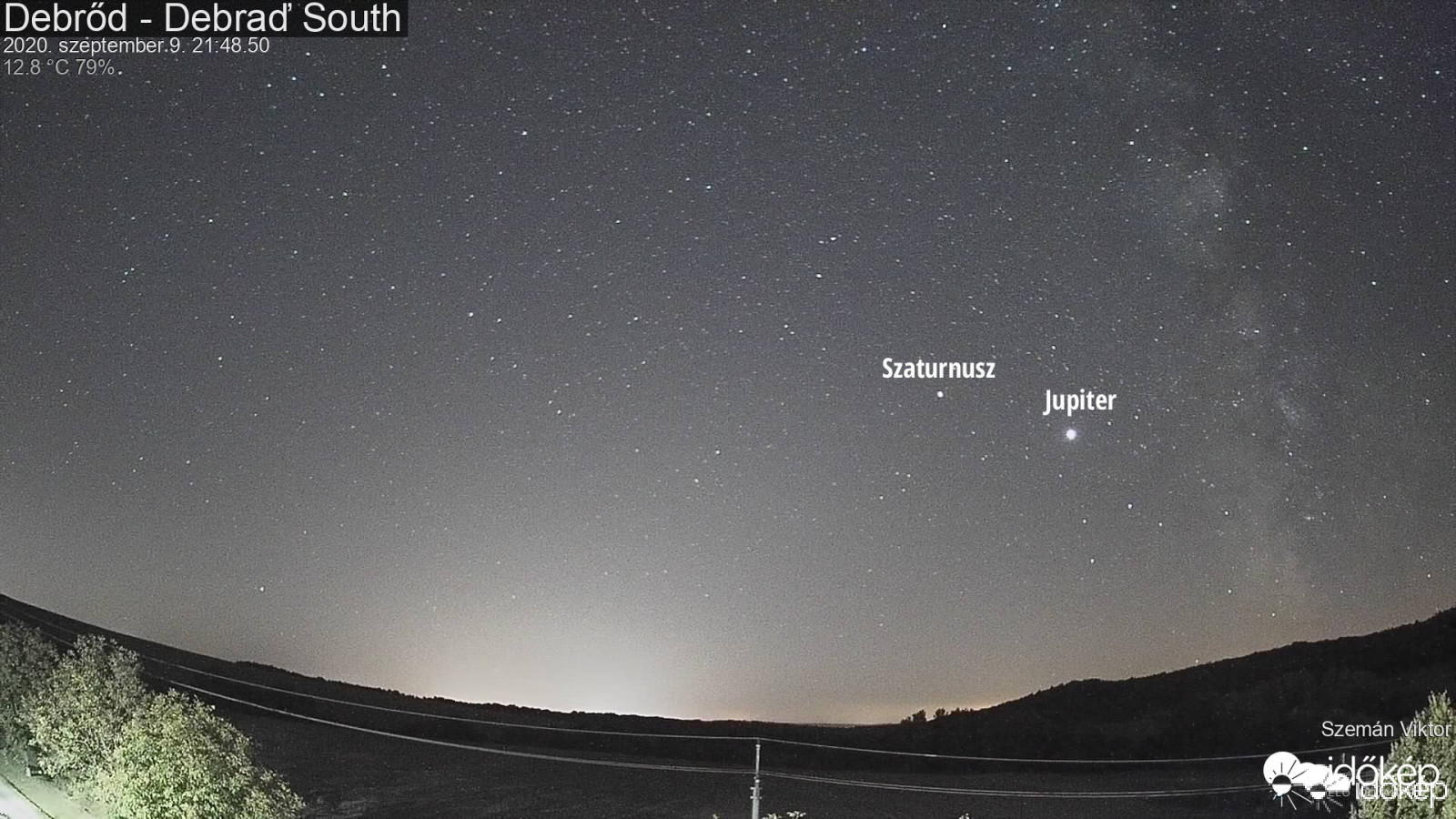 Jupiter-Szaturnusz együttállást hoz a téli napforduló