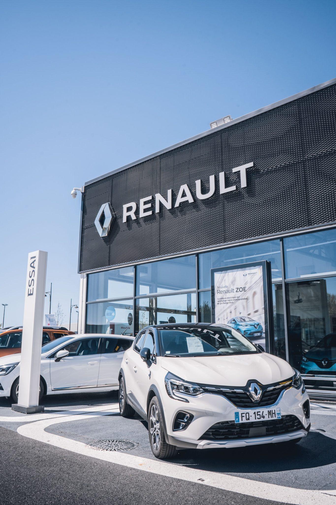 Megválik jól ismert emblémájától a Renault