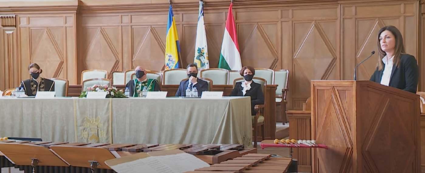 Megnyitották az OTDK jogi szekcióját, melynek ezúttal Debrecen a házigazdája