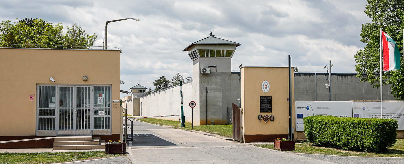 Zsarolási ügy a szombathelyi börtönben