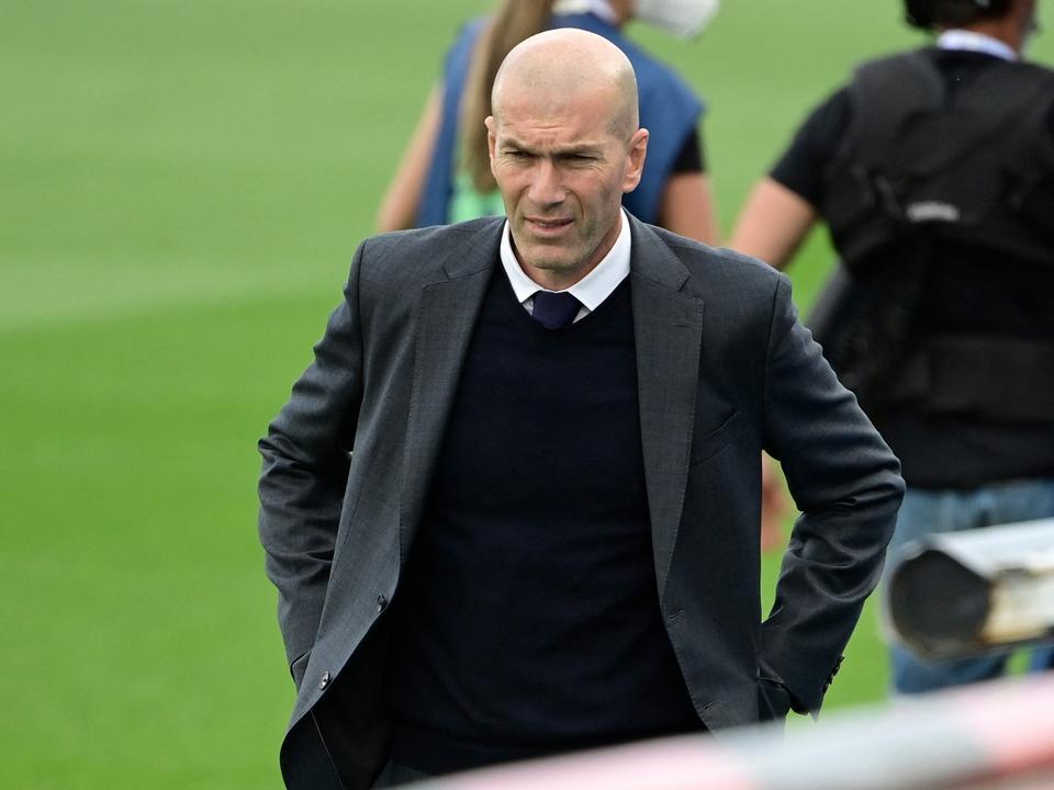 Zidane elhagyja a Real Madridot