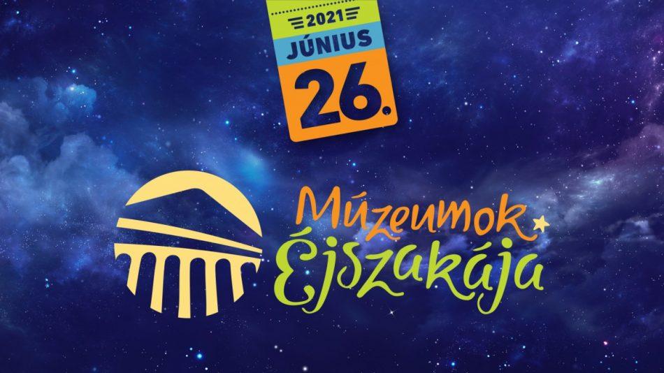 Június 26-án lesz a Múzeumok Éjszakája