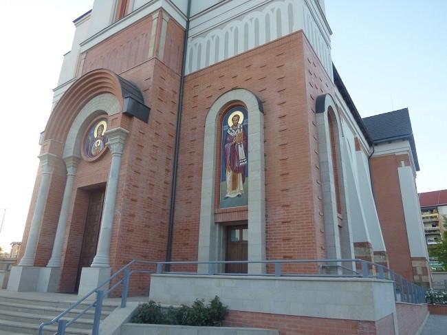 Megkezdődött a miskolci Nagyboldogasszony görögkatolikus székesegyház belső felújítása