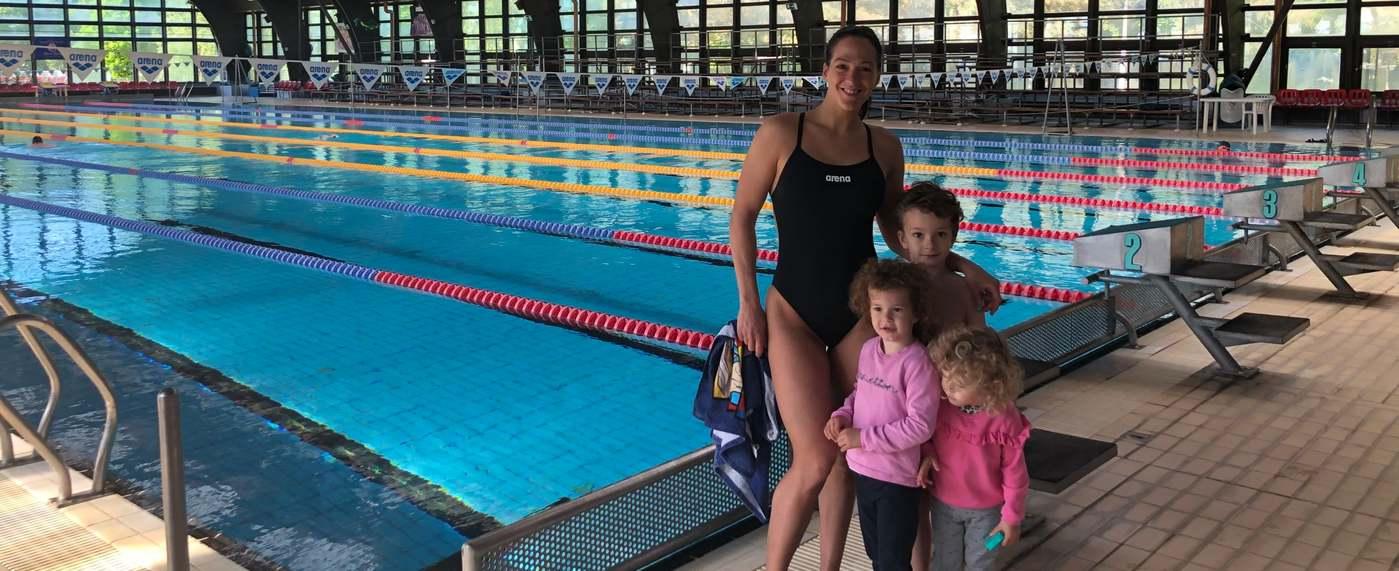 Úszóként is sikeres a szoboszlói testépítő