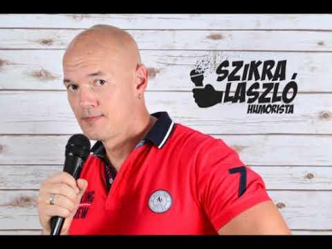 Szikra László humorista Kiskunmajsán lép fel